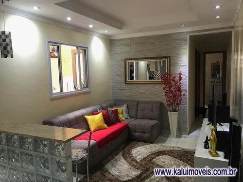 Jardim Ana Maria - Ótimo Apartamento - Mobiliado - 73907
