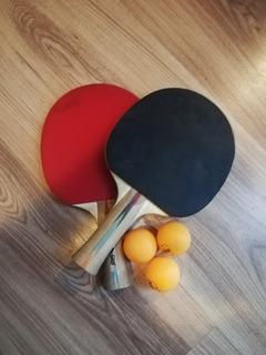 Juego De Raquetas De Ping Pong