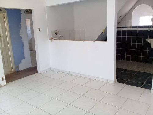 Casa Com 2 Quartos Suítes Salão À Venda, 55 M²  - Cascadura - Aec2036