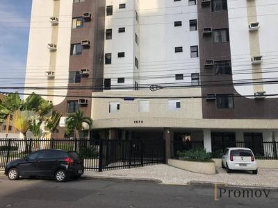 Apartamento Com 3 Dormitórios À Venda, 105 M² Por R$ 470.000 - Grageru - Aracaju/se - Ap0536