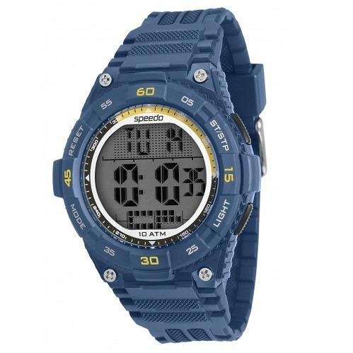 Relógio Speedo Masculino Digital 80611g0evnp3