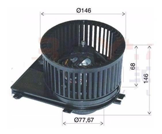 Ventilador Interno Ar Condicionado Vw Golf 1.6/1.8/2.0