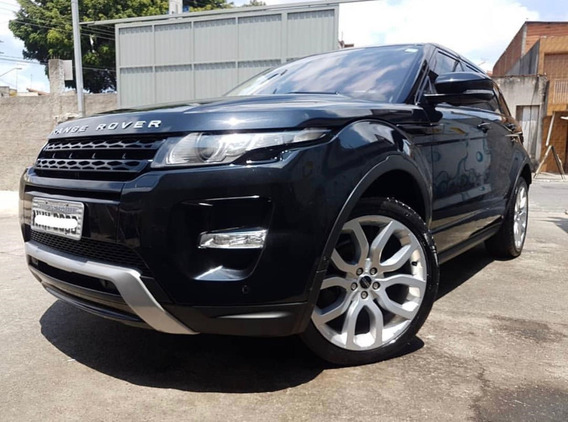 Land Rover Evoque Dynamic Se 2.0 Si4 5p Gasolina 2012