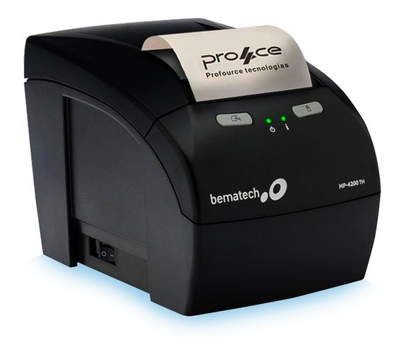 Impressora Termica Bematech Mp 4200 Th Usb Oferta