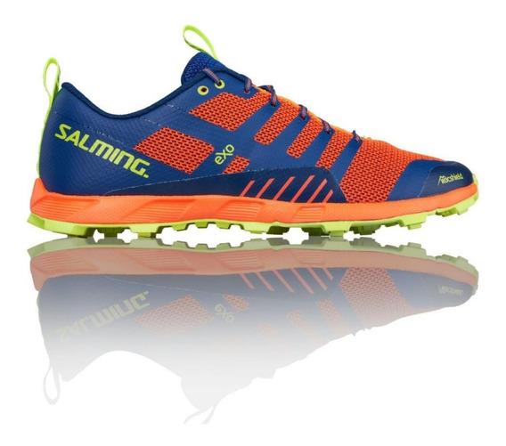 Zapatillas Salming Ot Comp Suela Michelin Running Hombre