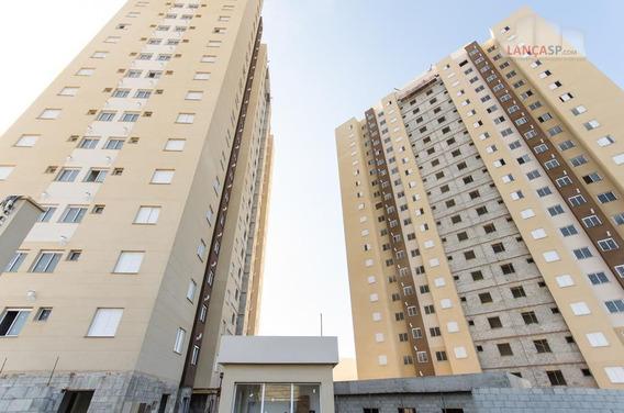 Apto De 45m² Com 2 Dorms No Venit, Em Santo André, Sp. - Ap0621
