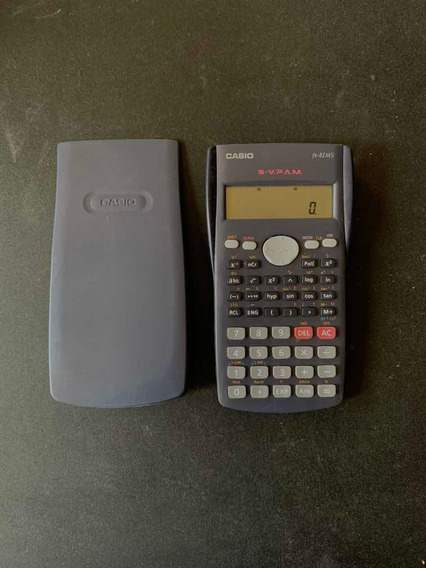 Calculadora Casio 240 Funções