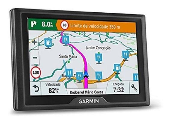 Gps Garmin Drive 50lm Mapa Brasil 2020 - Radares E Voz