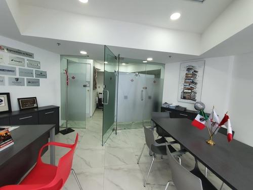 Oficina Con Terraza En Venta