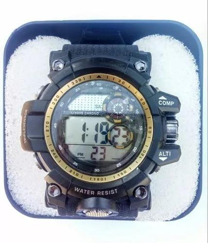 Relógio Masculino Militar Digital Barato Tipo Shock Top