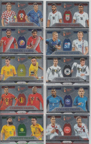 Prizm 20 Cards Especial Copa 2018 Connections Set Completo