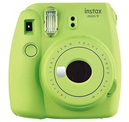 Fujifilm Instax Mini 9 + 2 Pack Film (20 Impresiones)