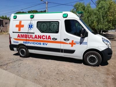 Servicios De Ambulancias