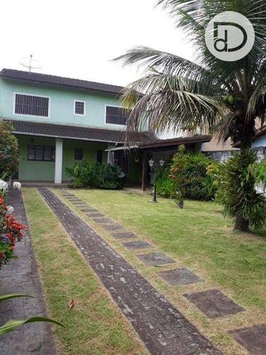 Imagem 1 de 20 de Casa Com 2 Dormitórios À Venda, 120 M² Por R$ 460.000 - Indaiá - Bertioga/sp - Ca4114
