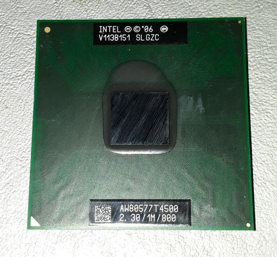 Processador Intel Slgzc Aw80577t4500 2.30 1m 800 Cce Win Bps