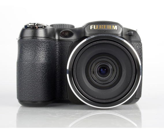 Camera Fujifilm Finepix S2800 Hd Semi Prof Filma Em Hd