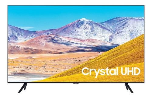 Tv Samsung 50 Tu8000 Smart 4k Crystal 2020 Sinbord Gtia1año