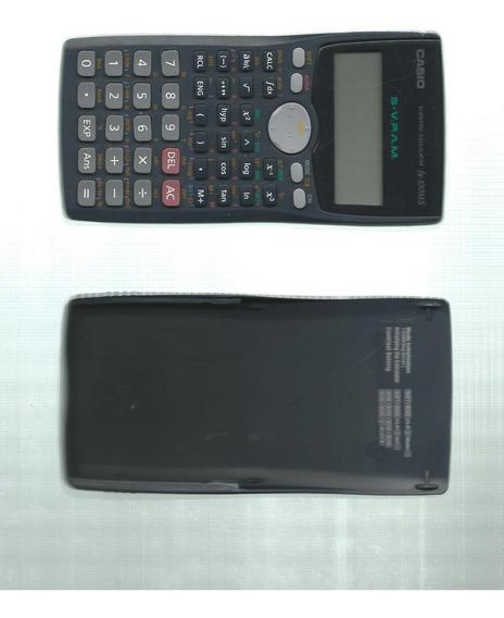 Calculadora Científica Fx- 100ms - Casio