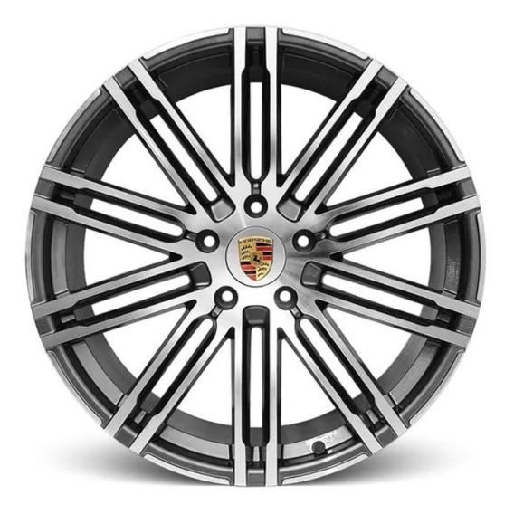 Jogo De Roda Porsche Macan 5x130 Aro 20