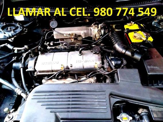Vendo Mazda Familia 2001 Motor 1600