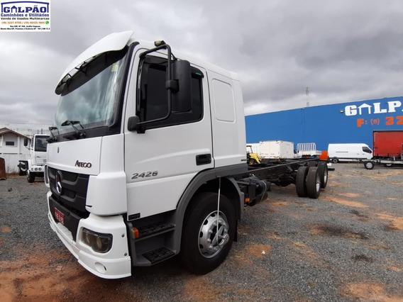Mercendes Benz Atego - 2426 (truck) | Ano: 2013