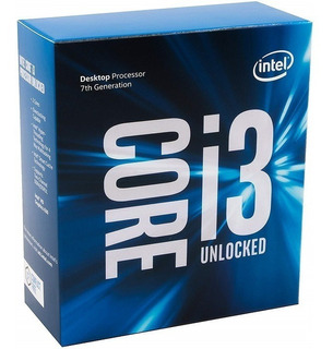 Procesador Intel Core I3 7350k 4.2 Ghz Dual Core 4 Mb 1151