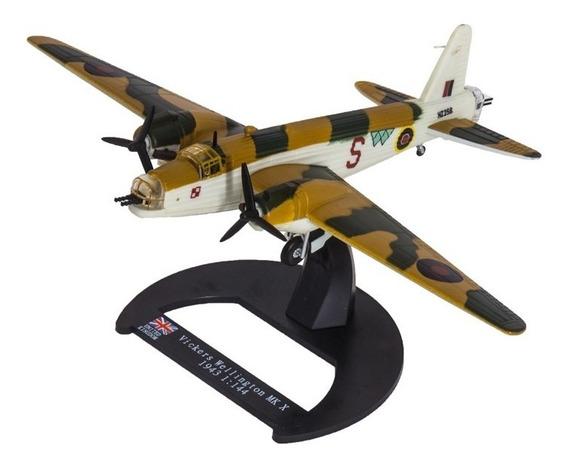 Vickers Wellington Mk X - Aviones 2da Guerra Nro 05 1/144