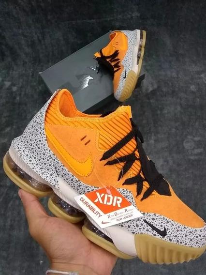 Zapatos Nike Lebron 16 Low Caballeros Somos Tienda