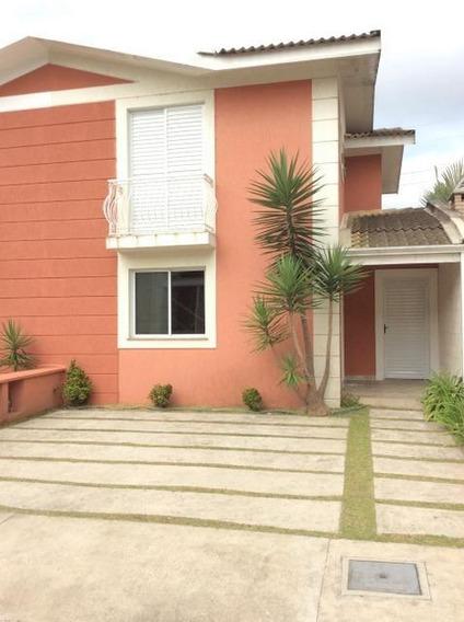 Casa Com 3 Dormitórios 1 Suíte À Venda, 109 M² Por R$ 550.000 - San Lucca - Cotia/sp - Ca1970