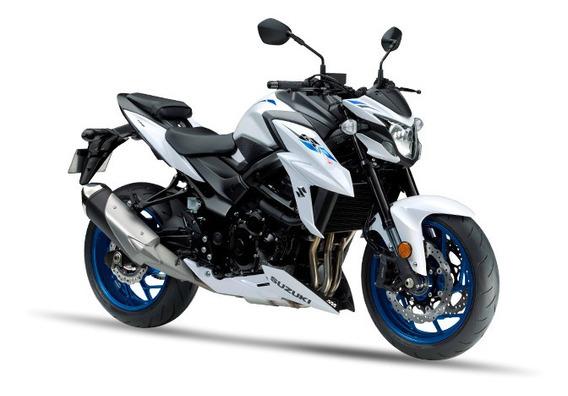 Suzuki Gsx-s750z 2019/2020 Branca - 0km