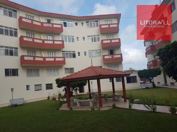 Apartamento Com 2 Dormitórios Para Alugar, 139 M² Por R$ 1.500,00/mês - Centro - Itanhaém/sp - Ap0167