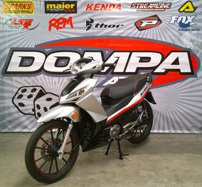 Gilera Smash 125 Rr Nuevo Modelo 0 Km Calle Dompa Motos