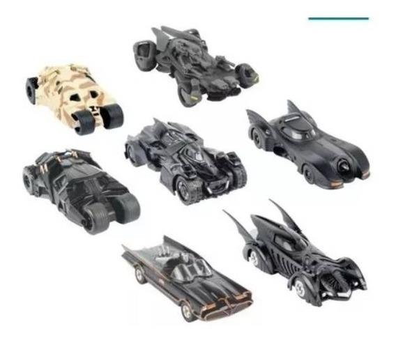Coleccion Batimoviles Batman 1/32 Batimovil Jada Por Unidad