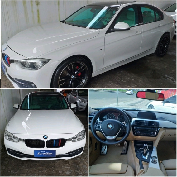 Bmw Serie 3 2017 2.0 M Sport Gp Active Flex Aut. 4p