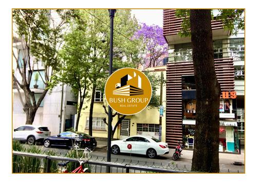 Imagen 1 de 11 de Venta Casa En Hipódromo Condesa Calle Alfonso Reyes Cdmx