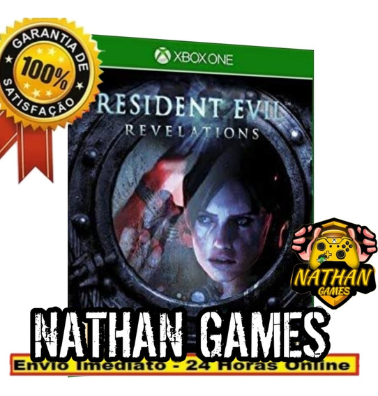 Resident Evil Revelations Digital Xbox One + 1 Jogo Grátis