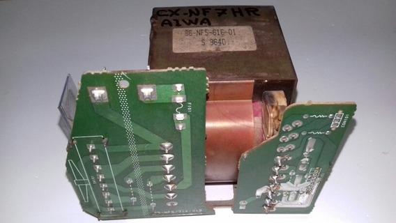 Transformador Aiwa Cx-nf7hr Cxnf7hr