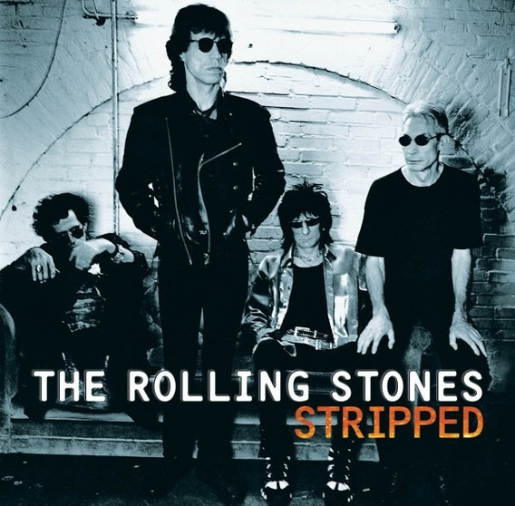 The Rolling Stones - Stripped Cd (rock Classic) Lacrado