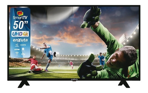 Televisor Smart Enxuta 50 Ultra Hd 4k Android - Hostore.uy
