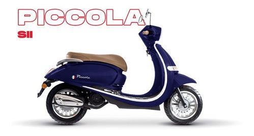Gilera Scooter Piccola Sg 150 Chaco