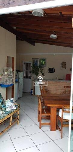 Cobertura À Venda, 108 M² Por R$ 398.000,00 - Vila Floresta - Santo André/sp - Co11460