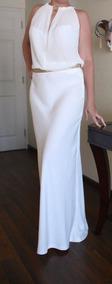 Vestido Fiesta Matrimonio Graduación Boda Talla M