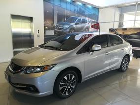 Honda Civic Exl 2013 At Plata