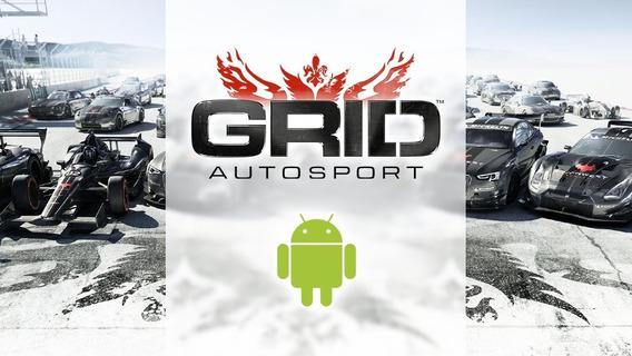 Grid Autosport Para Android
