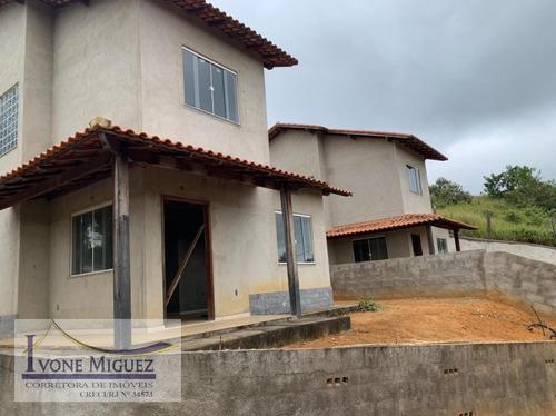 Imagem 1 de 15 de Casa 02 Pavimentos No Bairro Summerville  -  Miguel Pereira - 3238