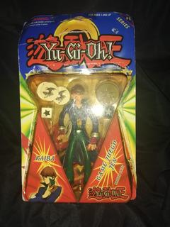 Figura Yu-gi-oh! Serie 1 Seto Kaiba 6 Fichas Dragon Bootleg