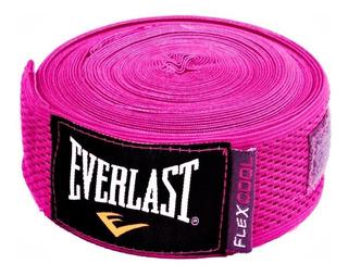 Par De Vendas Everlast Flexcool 4,50 Mts Profesionales Boxeo