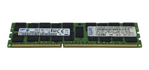 Imagem 1 de 5 de Memória 16gb Pc3l-12800r Ibm System X3630 M4 / X3650 M4