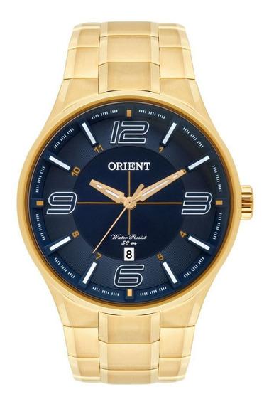 Relogio Orient Masculino Mgss1136 D2kx