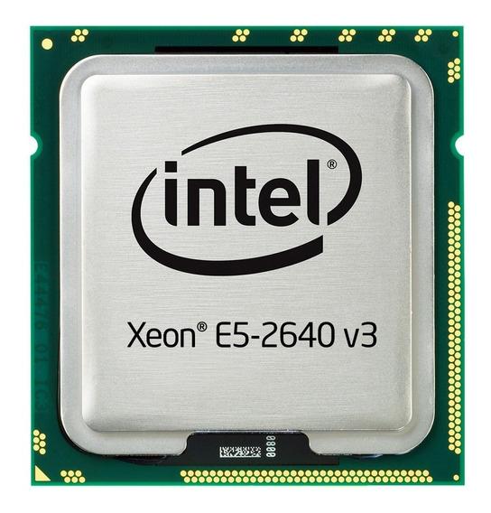Processador Intel Xeon E5-2640 V3 8c 16t 20m 2.60ghz